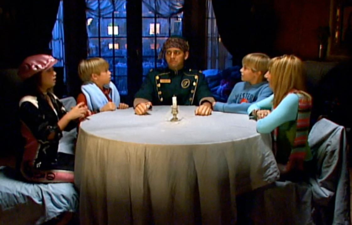 How The Suite Life Of Zack And Cody\u0027s Halloween Episode