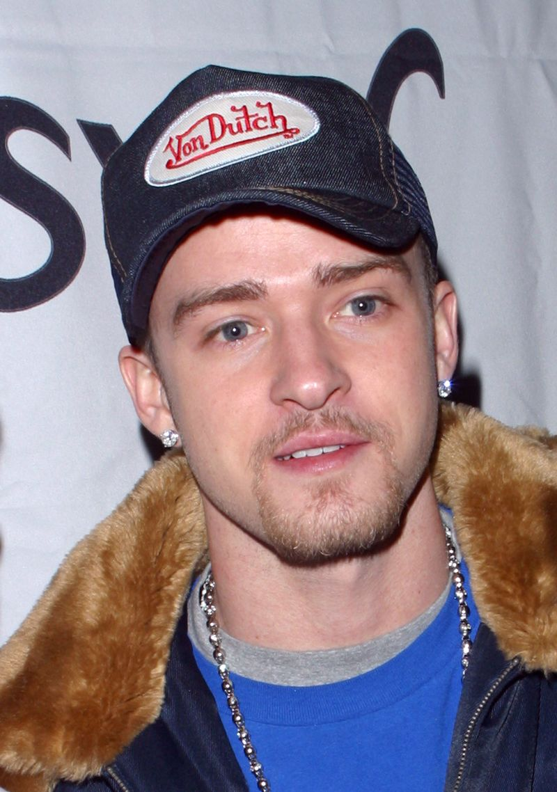 Justin Timberlake Is A Hat Man - MTV 00862277663