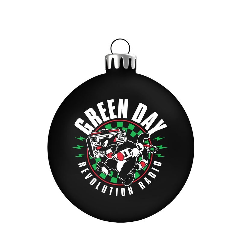 Green Day Christmas.18 Holiday Themed Music Merch Items To Help You Stan While