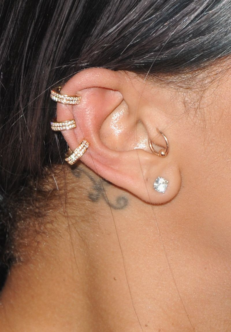 11 Tiny Tattoos Celebs Have Tucked Behind Their Ears Mtv