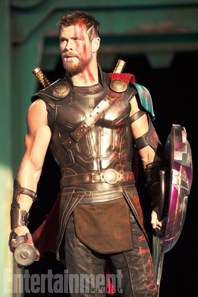 Thor Cut His Hair In Ragnarok And Fans Cannot Deal Mtv