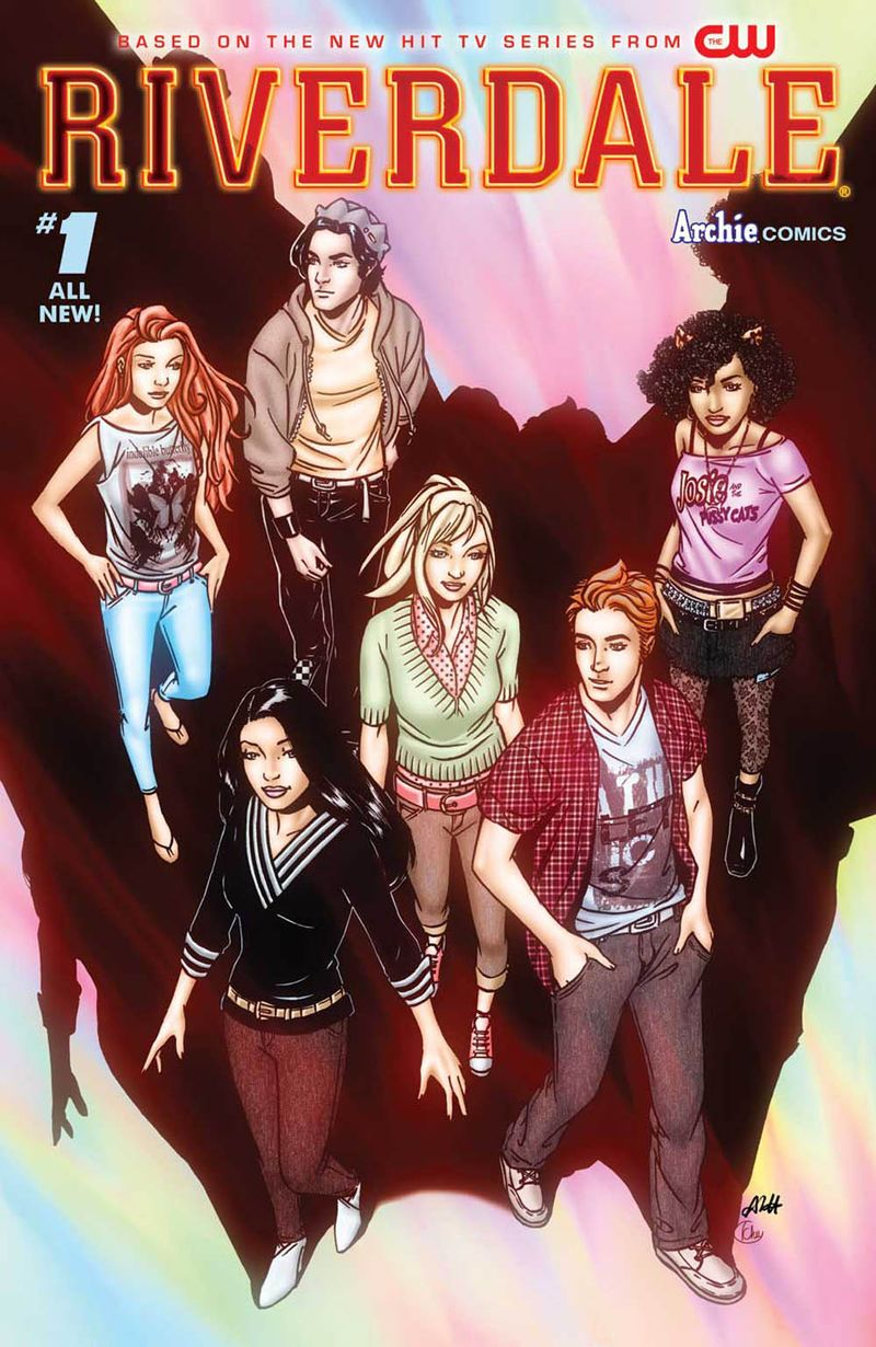 Betty And Veronica Are Sneaking Around In Riverdale Comic