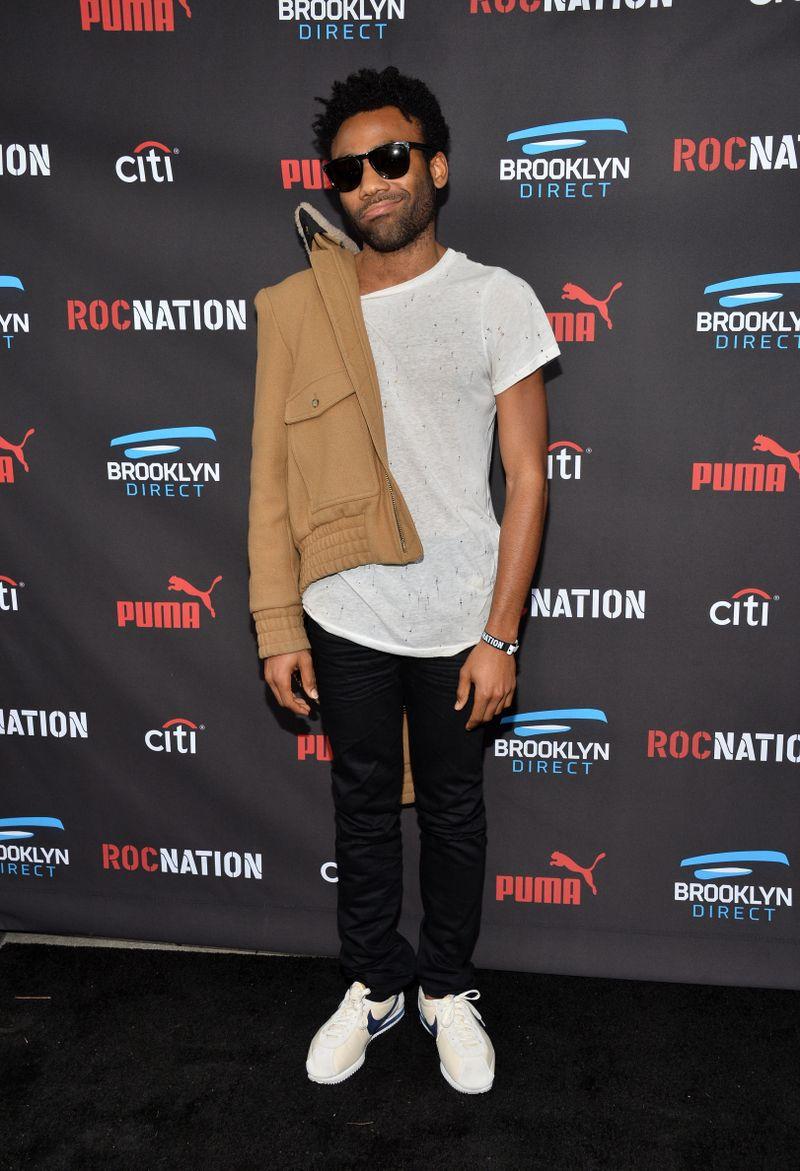 online store 6ee2a abc50 9 Times Donald Glover Was A Low-Key Style Idol