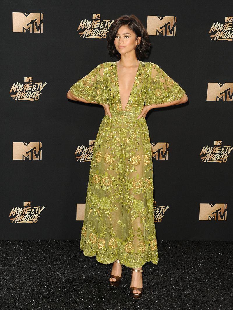 Zendaya Height In Feet
