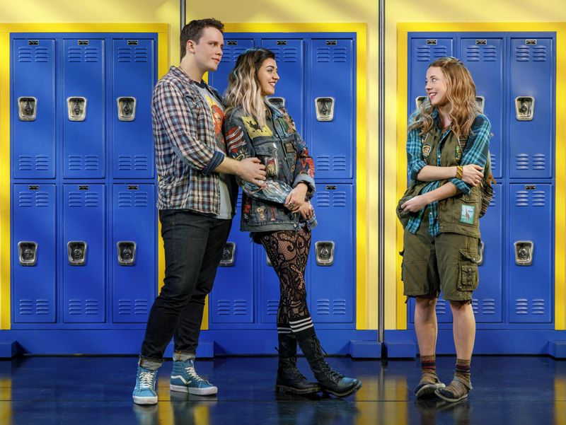 Mean Girls The Musical S Barrett Wilbert Weed Is Channeling Her