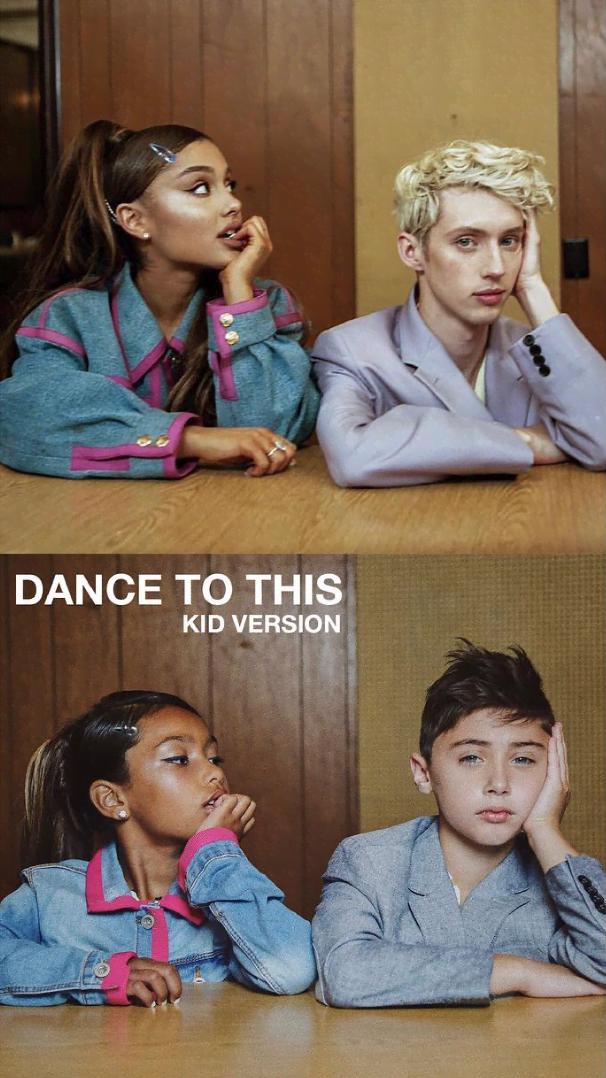 Video 'Dance To This' dibuat ulang dalam versi anak-anak.