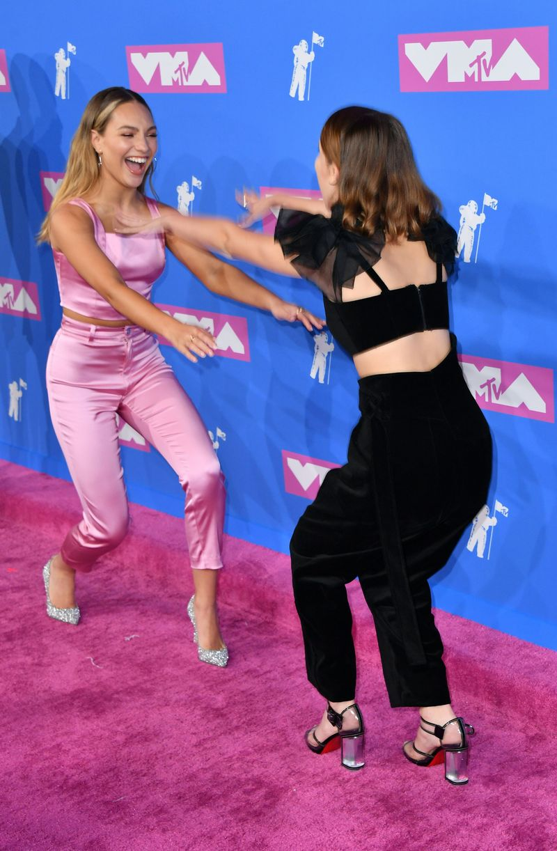 No One Is Having More Fun At The Vmas Than Millie Bobby