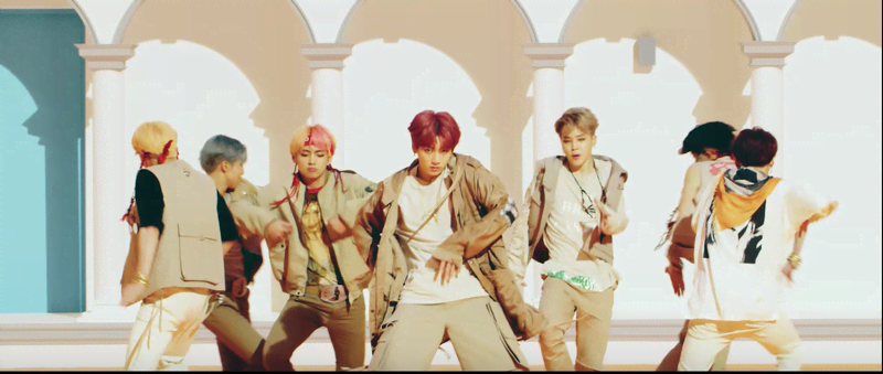 12 Moments In Bts Idol Music Video You Might Have Missed Mtv
