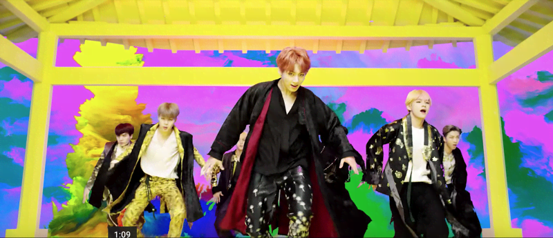 12 Moments In BTS' 'Idol' Music Video You Might Have Missed