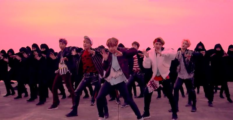 12 Moments In BTS' 'Idol' Music Video You Might Have Missed - MTV