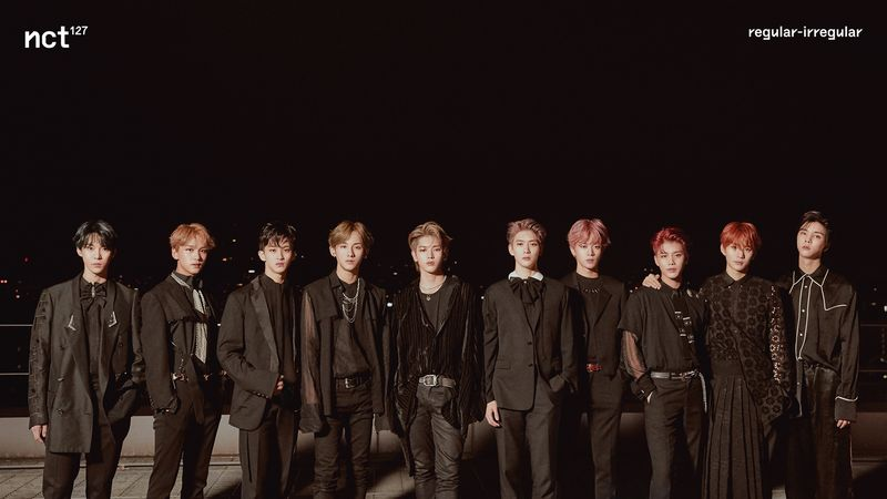 All You Need To Know About K-Pop Group NCT 127 (Except Their Blood