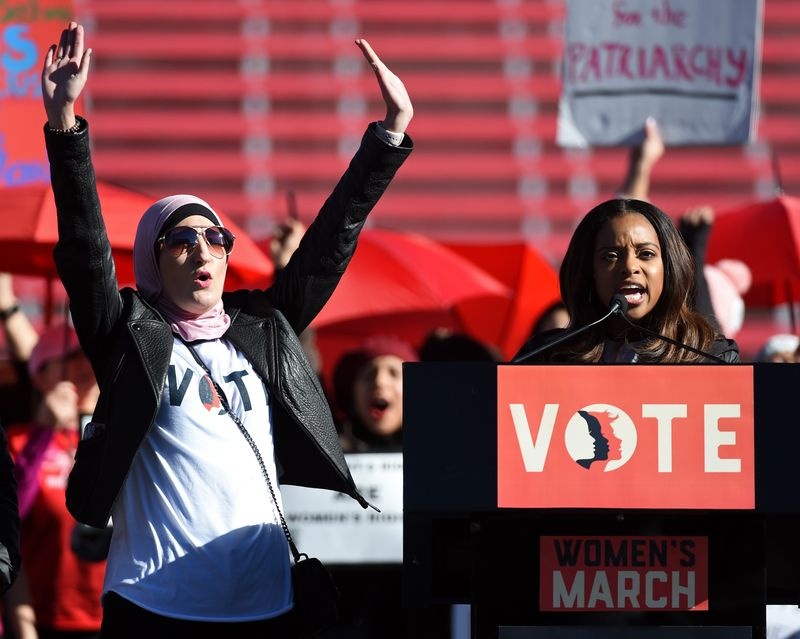 What s Up With the Controversy Dividing the Women s March — And What ... 94dd4a8ff8