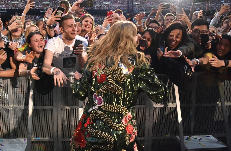 Taylor Swift Has Ushered In A New Wave Of Concert Safety But Are We Ready For It Mtv