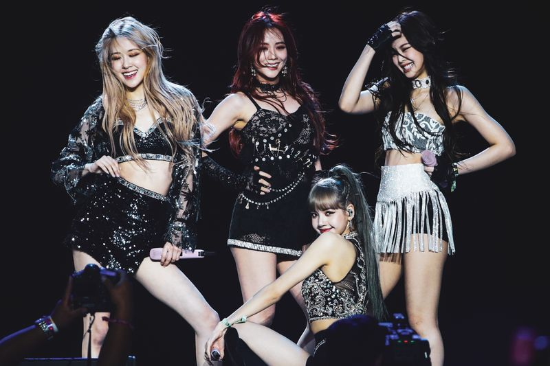 Blackpink Had A Star-Studded Coachella Weekend - MTV