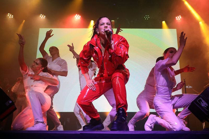Rosalía Is Pop's Next Global Star — Last Night, She Proved