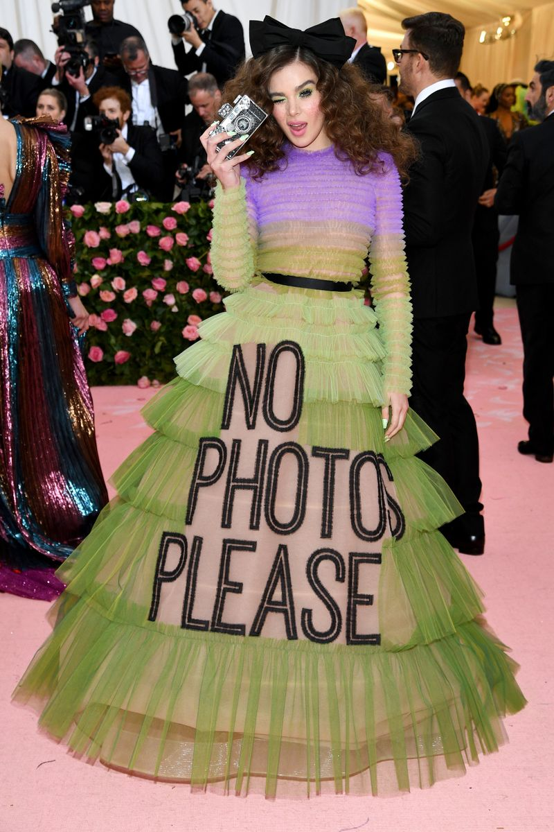 427c0fbb4a Cardi, Kylie, And All The Campiest Looks From The 2019 Met Gala - MTV