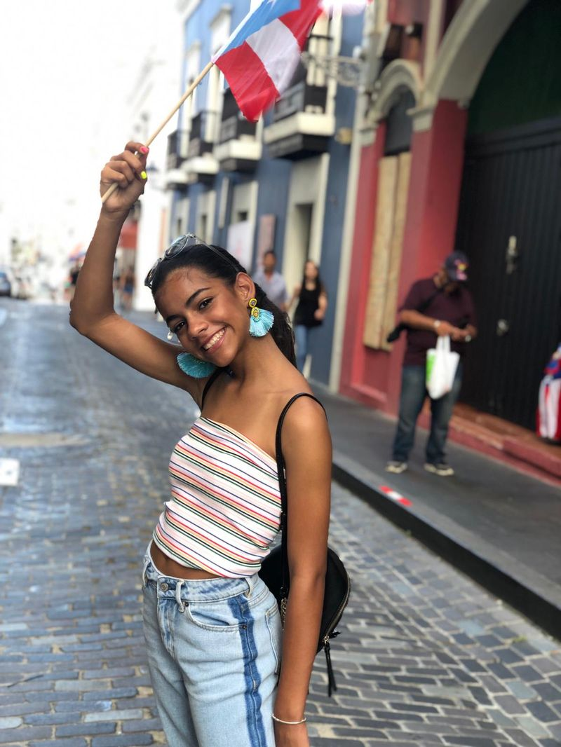 Meet puerto rican woman