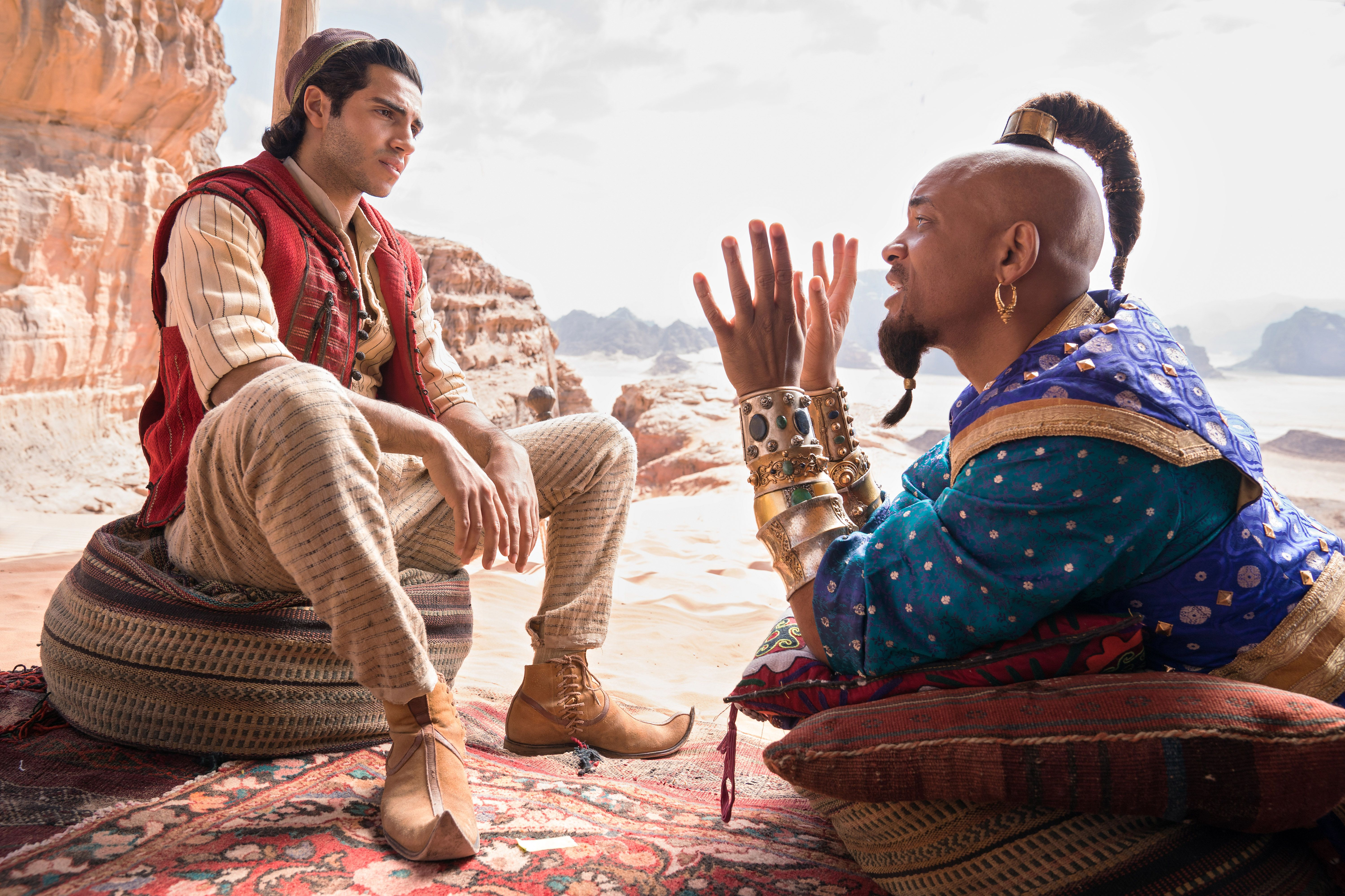 Mena Massoud Says He Hasn't Gotten An Audition Since Starring in 'Aladdin'
