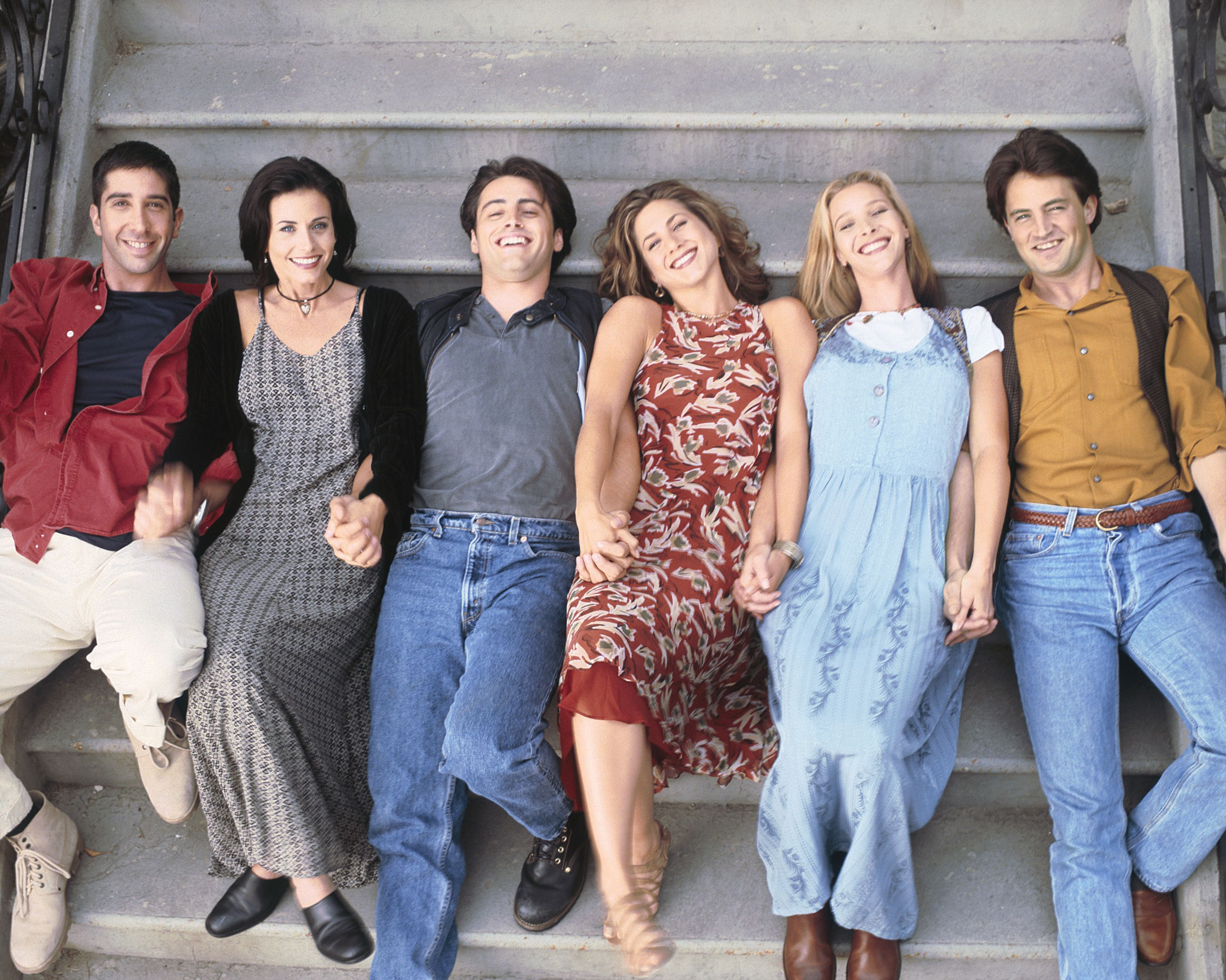 Jennifer Aniston says Friends cast are trying to make reunion happen