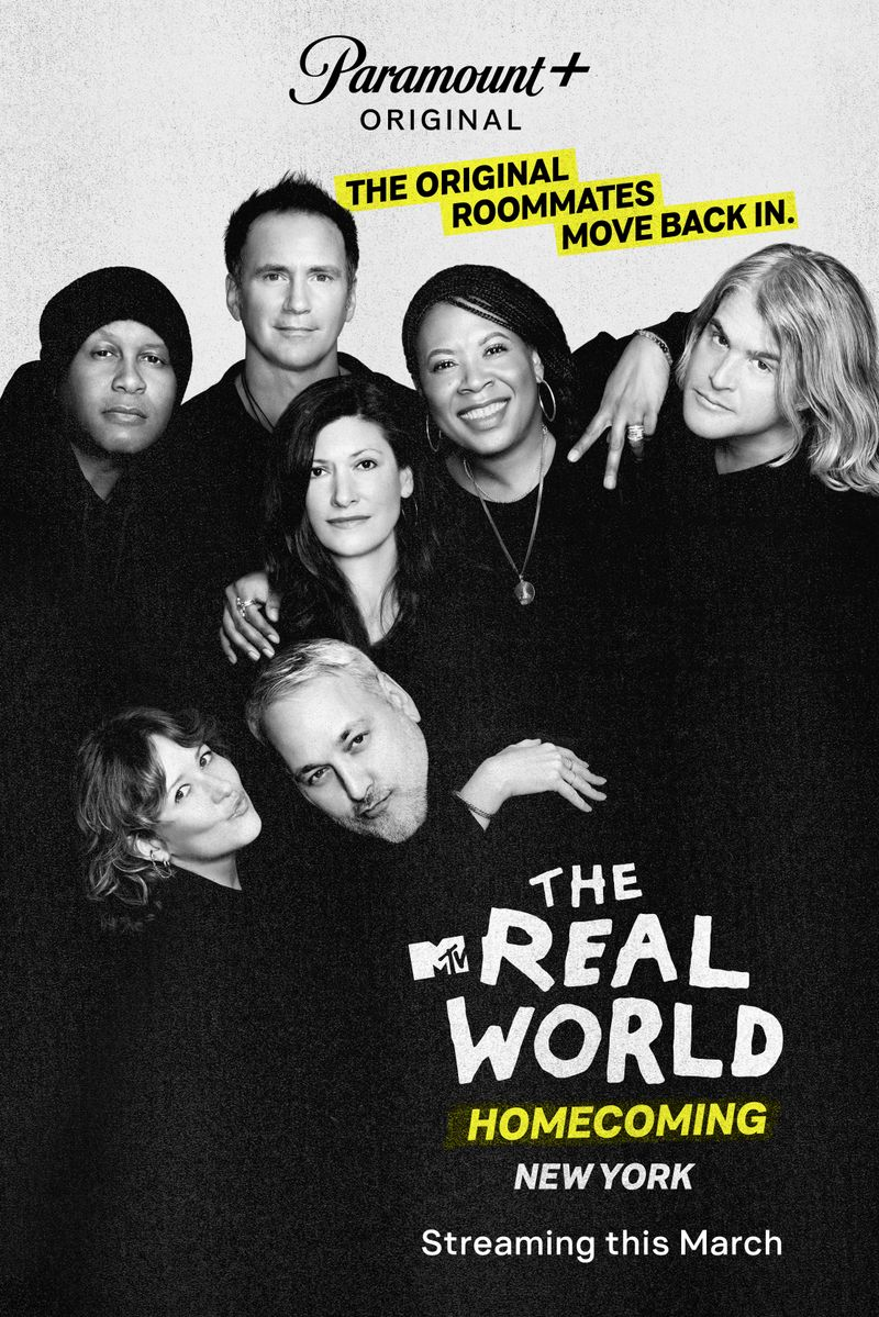 Karen and The Real World Reunion