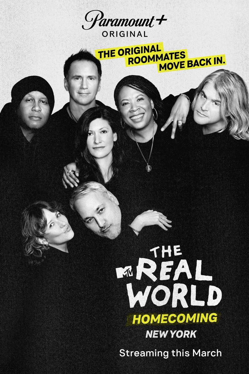 Karen and The Real World Reunion